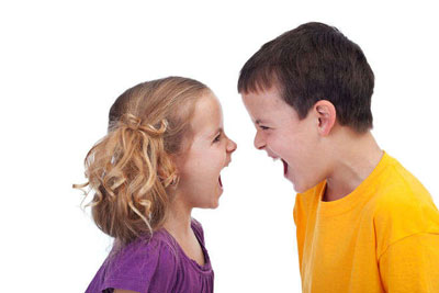 دعوای کودک,کودک پرخاشگر