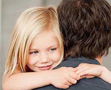 طرز رفتار رفتار پدر با دختر