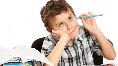 کاهش حواس پرتی در کودکان سر کلاس