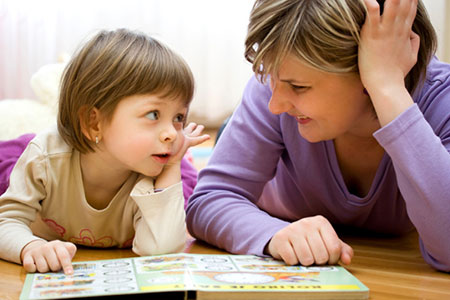 تربیت کودک از بدو تولد|تربیت کودک 3 ساله