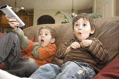 ,تاثیر فیلم های بد روی کودکان