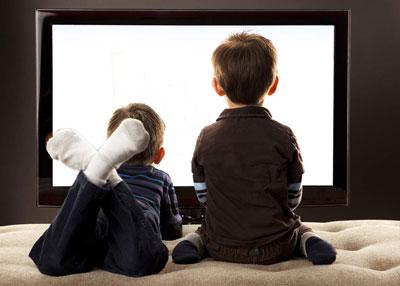 استفاده از تلویزیون برای کودک,قوانین دیدن تلویزیون برای کودک