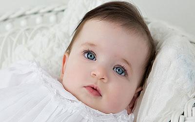 چک کردن بینایی نوزاد،آزمایش بینایی نوزاد