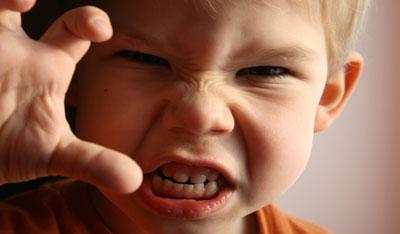 خشم کودک,روش کنترل خشم در کودک