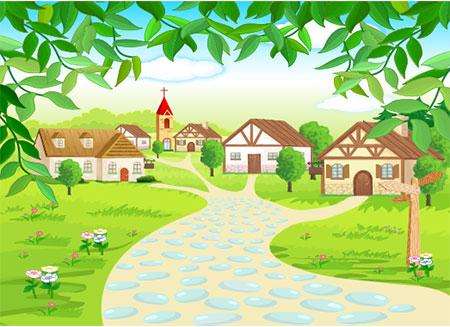 نقاشی کودکانه هوای پاک،نقاشی هوای پاک برای کودکان