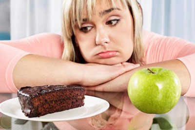 علت چاق تر بودن خانم ها از آقايان