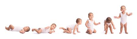 نمودار رشد نوزاد،رشد نوزاد هفته به هفته
