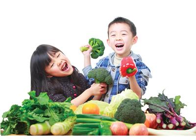 با اين روش کودک خود را سبزي خور کنيد