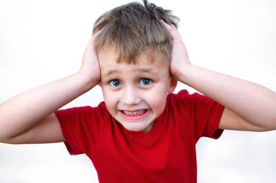 راههای کم کردن استرس کودکان, استرس کودک