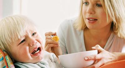 بدغذایی کودکان,بدغذایی کودک دو ساله