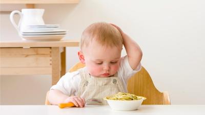نکاتی راجع به بی اشتهایی کودک