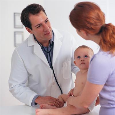 ترسیدن کودک از پزشک