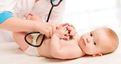 تشخيص بموقع بيماري قلبي نوزاد