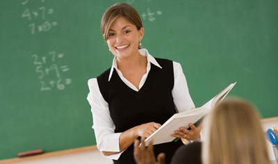 معلم فداکار,انتخاب معلم