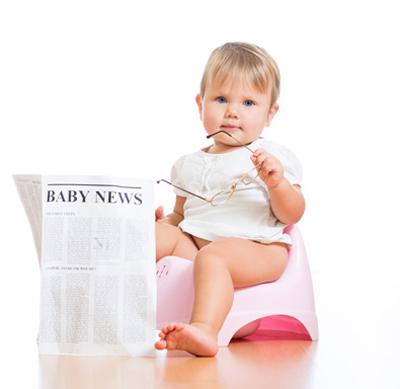 آموزش کنترل مدفوع به کودک
