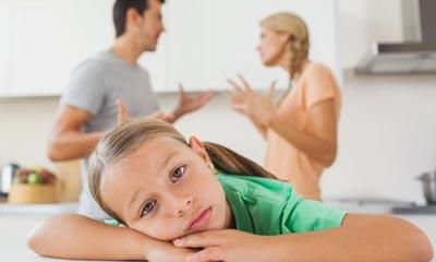 کودکان بعد از طلاق
