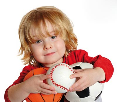 ورزش کودکان,اهمیت ورزش کودکان