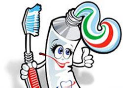 خمیر دندان منااسب کودکان
