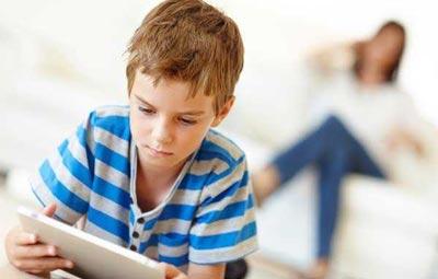 مضرات موبایل برای کودکان،مضرات کامپیوتر برای کودکان