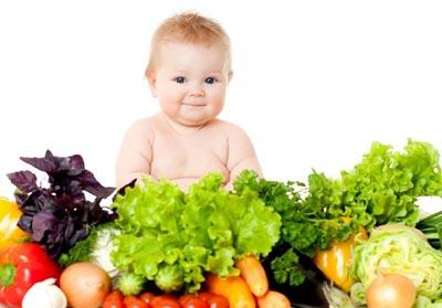غذاهای غنی از فیبر برای کودکان