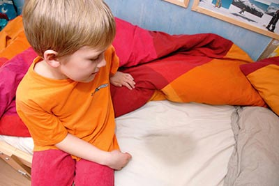 ,درمان شب ادراری کودکان