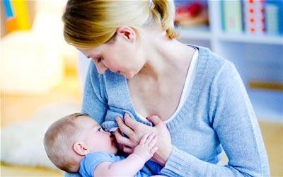 برای افزایش شیر مادر