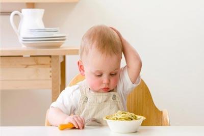 راههای درمان بیاشتهایی کودک