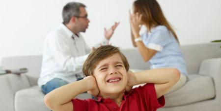 رفع عصبانیت کودک