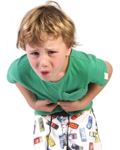 تهوع در کودکان
