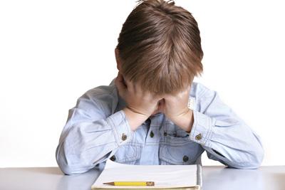 استرس و اضطراب در کودکان