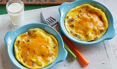 فواید تخم مرغ برای کودکان