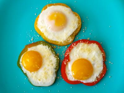 غذاهای تخم مرغی برای کودک