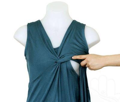 مدل لباس شیر دهی با ریون دانستنی هایی راجع به لباس مخصوص شیردهی