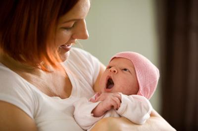فایده شیر مادر برای کودک