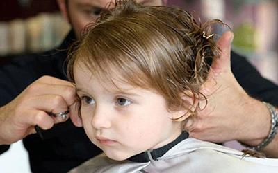 علل ترس کودک از آرایشگاه