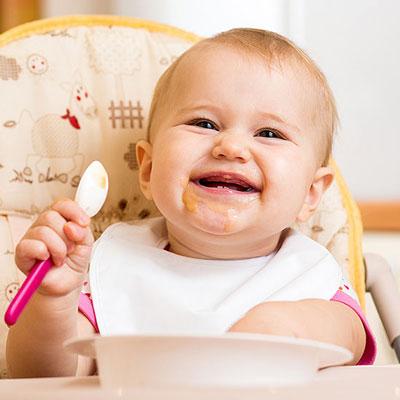 برنامه تغذیه کودکان