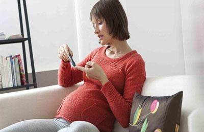 علایم دیابت بارداری