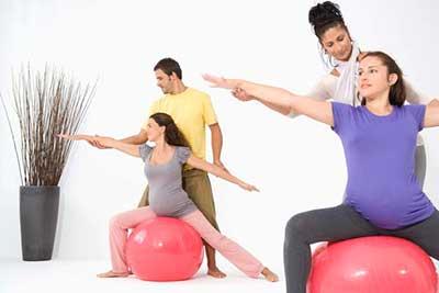 فایده ورزش در بارداری
