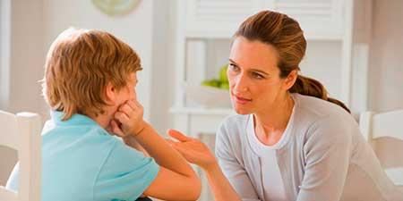 درمان بد دهنی کودک
