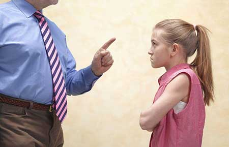 بهانه گیری کودک