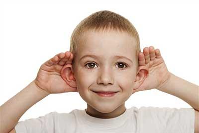 درمان اختلالات شنوایی کودک