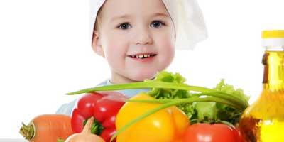 بهترین غذا ها برای کودکان