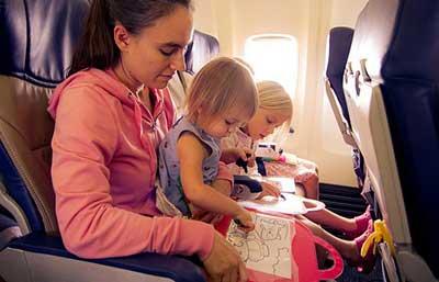 وسایل ضروری نوزاد برای سفر