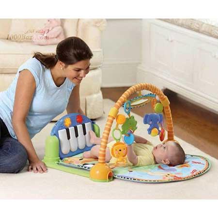 بازی برای نوزاد