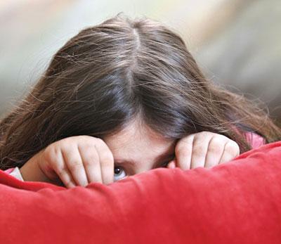جلوگیری از ترس کودکان