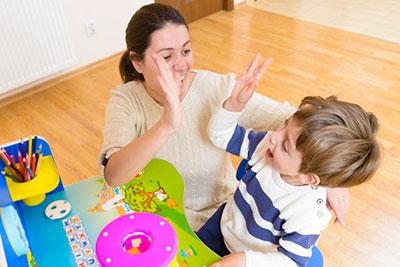 راههای افزایش اعتماد به نفس کودک