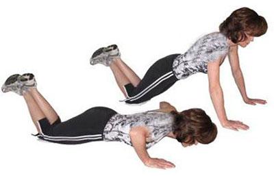 ورزش برای بزرگ شدن سینه