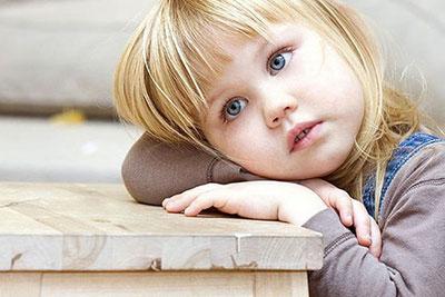 علت بی حوصلگی  کودک