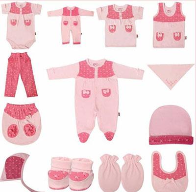 لباس نوزاد،پوشاک نوزاد