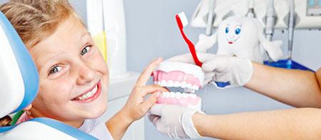 فلورايد تراپي دندان